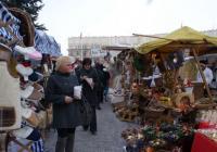 Vánoční trhy v Hradci Králové