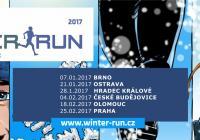 Innogy Winter Run 2017 - Ostrava