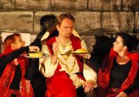 Divadlo na zámku - Večer tříkrálový