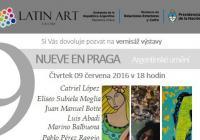 Výstava Argentiského Umění