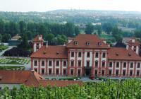 Trójský zámek, Praha 7