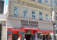 Batalion Comics Bar & Museum, Praha 1