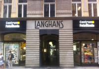 Langhans - Centrum Člověka v tísni, Praha 1