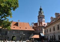 Zámecká věž v Českém Krumlově, Český Krumlov
