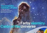 """Výstava """"Farby vesmíru - Color of the Universe"""" v Slovenskom inštitúte v Prahe"""