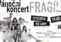 Fragile - Vánoční koncert