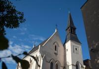Studentský kostel Svaté rodiny, České Budějovice