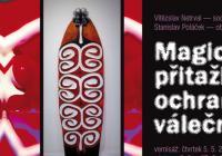 Magická přitažlivost ochrany válečníka Vítězslav Netrval, Stanislav Poláček