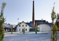 Centrum sklářského umění, Huť František, Sázava