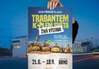 Velká letní výstava trabantem kolem světa