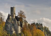 Zřícenina hradu Frýdštejn, Frýdštejn