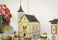 Kostkoland a muzeum Lega v Praze