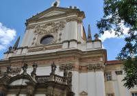 Kostel sv. Ignáce, Praha 2