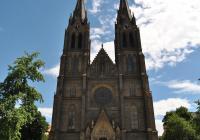 Kostel sv. Ludmily, Praha 2