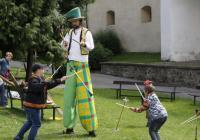 Dílna žonglování