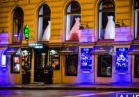 ALIBI cocktail&music bar, Praha 1