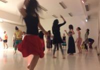 Pozvednout závoj - Tanec 5 rytmů