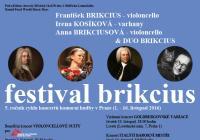 Festival Brikcius - varhanní koncert Goldbergovské variace 1741 / Irena Kosíková - varhany