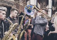 Američtí Lucky Chops chystají evropské turné. Zahrají i v Praze