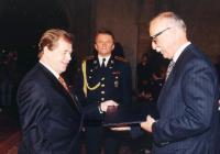 Jan Drábek o Václavu Havlovi a Vladimíru Krajinovi