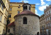 Rotunda Nalezení sv. Kříže, Praha 1