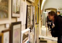 13. aukční salon výtvarníků pro Konto Bariéry