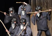 Divadelní představení Čarodějův učeň