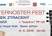 Paternoster Fest - Marek Ztracený, Lola + electro swingová afterparty