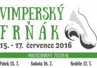 Vimperský Frňák 2016 - multižánrový festival
