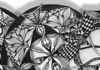 Jednodenní kurz kreslení mandal inspirovaných technikou Zentangle®