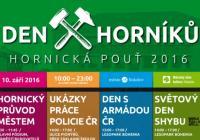 Den horníků / Hornická pouť 2016