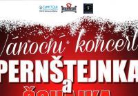 Vánoční koncert Pernštejnky