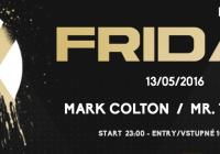 Friday FX with Mr. Teacher, Mark Colton