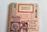 Scrapbook - kuchařka či zápisník