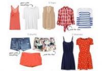 Balíme na dovolenou: Móda a kosmetika do kufru