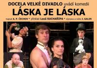 Na jeviště Docela velkého divadla v Litvínově se po čase vrátila Láska