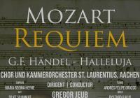 Mozartovo Requiem v kostele Sv. Šimona a Judy