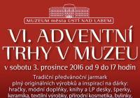VI. Adventní trhy v muzeu