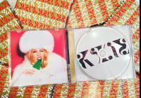 Kylie Minogue láká na Vánoce reedicí své loňské desky