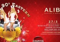 Easter Party v ALIBI.