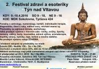 2. Festival zdraví a esoteriky