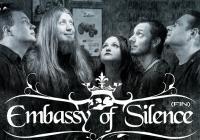 Embassy Of Silence (FIN) + Liveevil (CZ) Ambassadorial Immunity Tour 2016