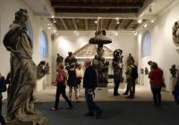 Pražská muzejní noc 2016 v Lapidáriu Národního muzea