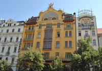 Hotel Evropa, Praha 1