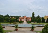 Zahrada Černínského paláce, Praha 1