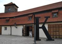 Franz Kafka Museum - Hegertova cihelna, Praha 1