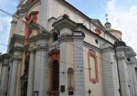 Kostel svatého Tomáše - Current programme