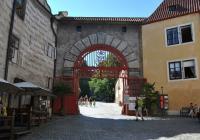 Červená brána