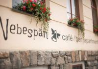 Nebespán café, Kašperské Hory