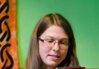 Autorské čtení Julie Novákové / Týden vědy a techniky